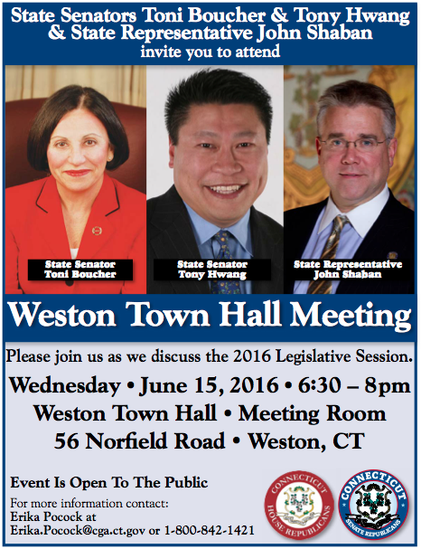 June15, 2016-Weston-Town-Hall-Meeting