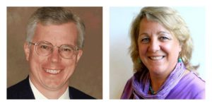 Adam Dunsby and Bonnie Troy are running for the state house of representatives.